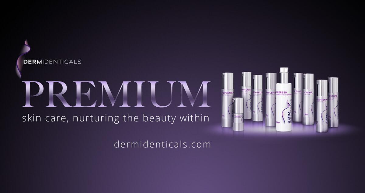 Premium skin Care full range