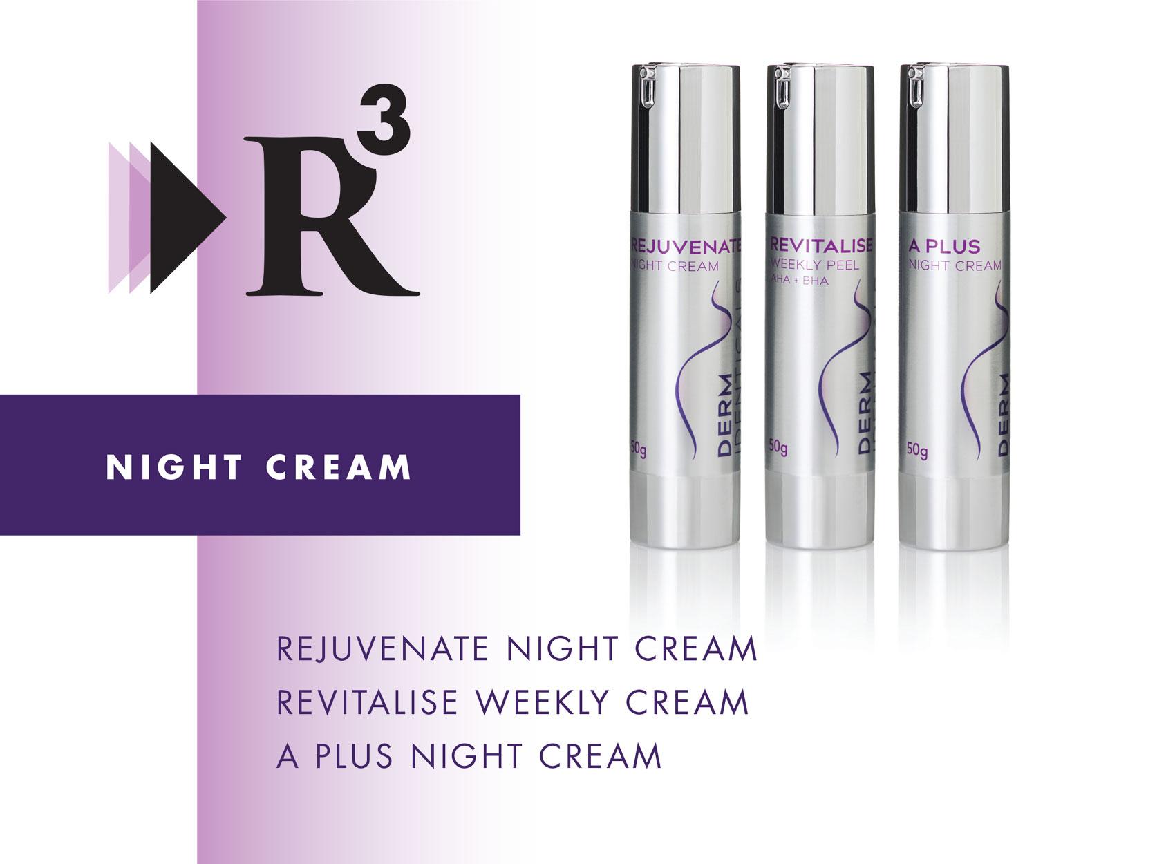 R3 Night Cream
