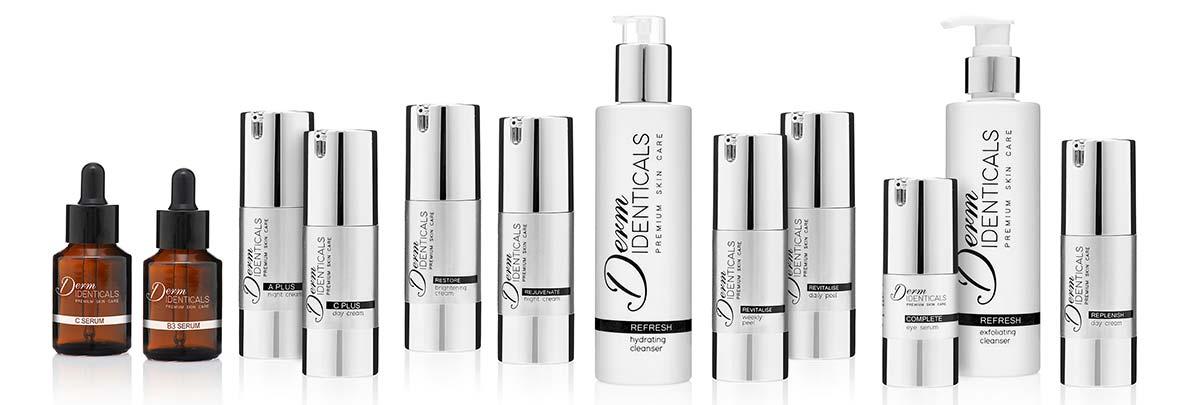 DermIdenticals Premium Skin Care Range